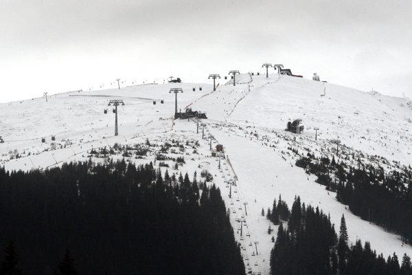 Lyžiarske stredisko Chopok sa podľa analýzy oplatí najviac.