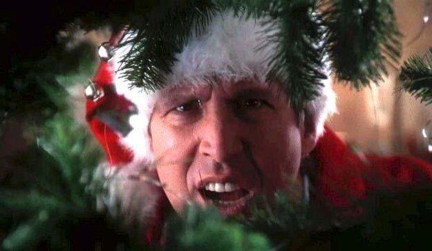 Vianočné prázdniny (1989)