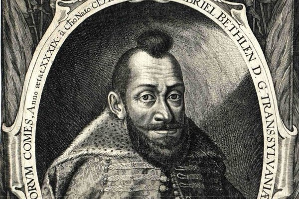 Gabriel Bethlen sa za úplatu vzdáva uhorského kráľovského titulu v prospech cisára Ferdinanda.