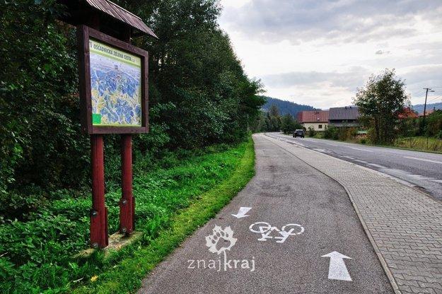 Oščadnická zelená cesta