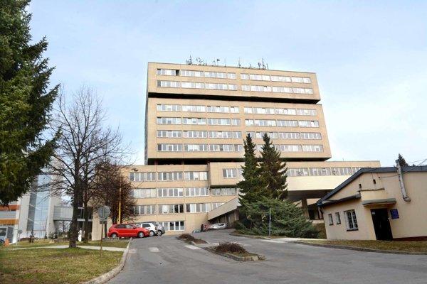 Prešovská nemocnica. Už pripravuje ozdravný plán, ktorý predloží ministerstvu.