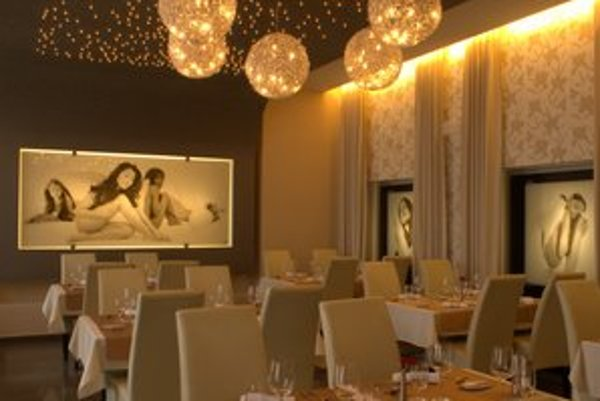 Banskú Bystricu na festivale zastupuje reštaurácia Angels.
