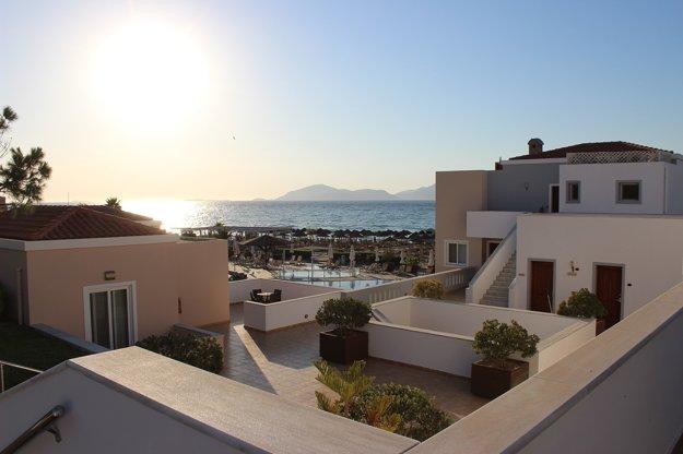 Letná pohoda na ostrove Kos