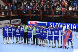 Slovenskí hádzanári sa na svetový šampionát neprebojovali.