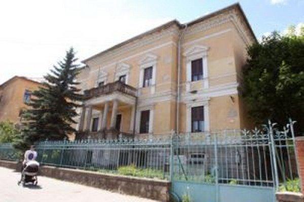Rodný dom architekta na Skuteckého ulici