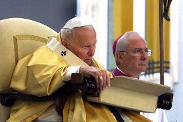 Návšteva pápeža Jána Pavla II. v Banskej Bystrici patrila k mimoriadnym udalostiam mesta
