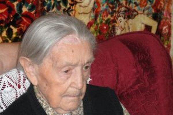 Pani Paula oslávila krásnych sto rokov