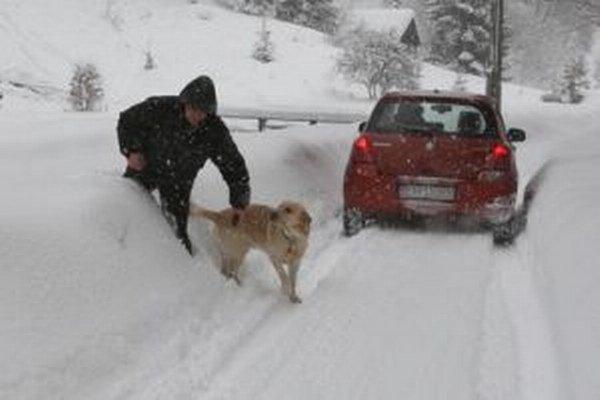 Tento rok sa snehu nemôžeme dočkať, vlani sme si ho užili. Zasnežené zábery z okolia Banskej Bystrice sa ocitli aj na Discovery News.