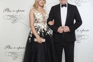 Boris Kollár s dcérou