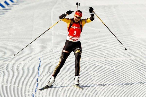 Anastasia Kuzminová zažiarila v Soči.