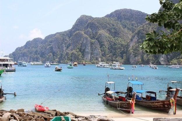 Phuket: Najväčší ostrov Thajska.