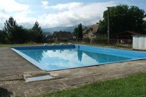 Vynovený bazén
