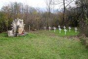 Cintorín z prvej svetovej vojny v časti Majer chce mesto revitalizovať.