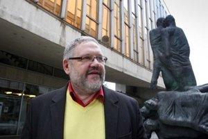 Riaditeľ Múzea SNP v Banskej Bystrici Stanislav Mičev.