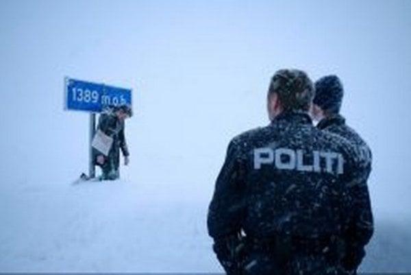 Snímka Boj snežného pluhu s mafiou nepochybne zaujme.