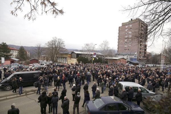 Ivanovič podľahol zraneniam po tom, ako na neho 16. januára 2018 spustili streľbu neznámi páchatelia.