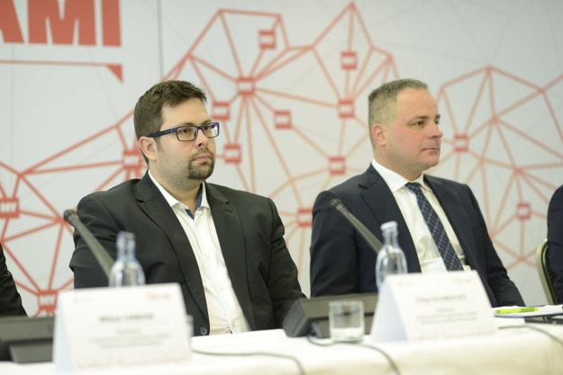 Filip Hlubocký. (vľavo)