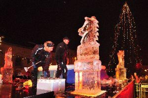 Banskobystričania si Silvestra užili, polícia vážnejšie prípady riešiť nemusela.
