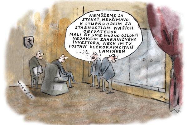 Výhodná investícia (Vico)