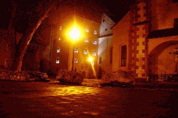 Matejov dom patrí k najkrajším pamiatkam Banskej Bystrice a počas Noci múzeí a galérií ponúkol aj atraktívny program