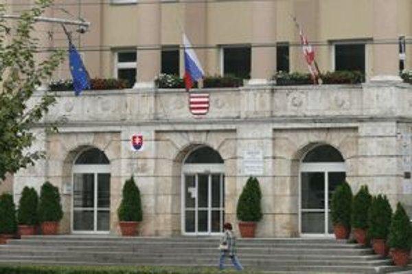 Banská  Bystrica dostala  v samosprávnom hodnotení najnižšie body.