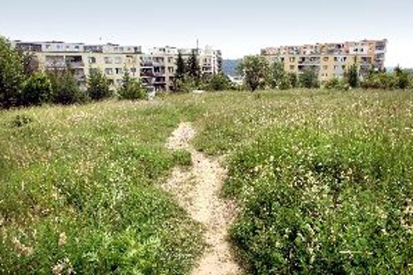 Nad Fončordou by obyvatelia radšej mali rekreačnú zónu ako výstavbu IBV