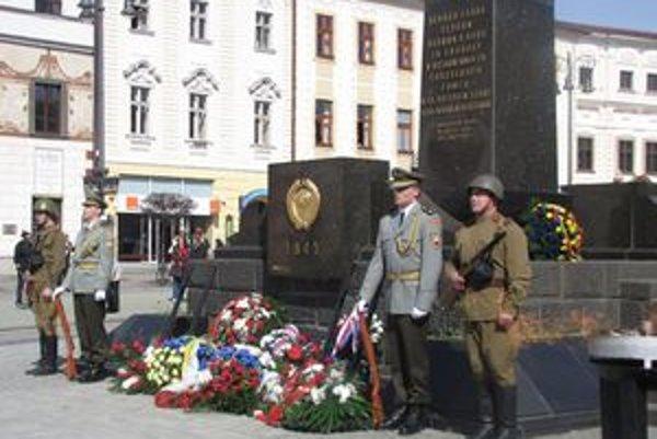 Výročie oslobodenia mesta Banská Bystrica.