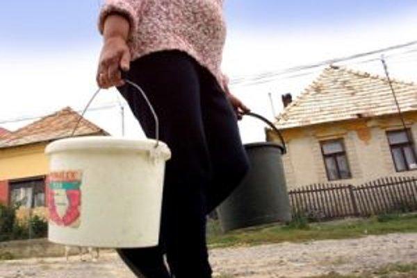 Na niektorých miestach kraja je dostatok kvalitnej pitnej vody problémom