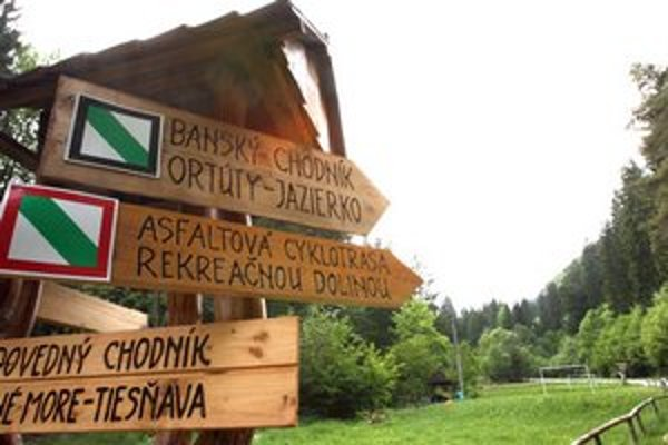 V Malachovskej Doline by už čoskoro mohol pribudnúť nový náučný chodník.