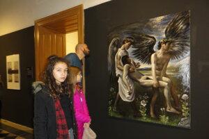 Výstava potrvá do 18. februára.