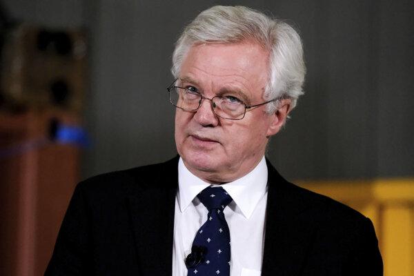 Britský minister pre vystúpenie z Európskej únie David Davis.