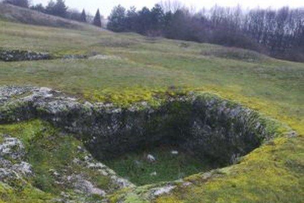 Takzvané rímske kúpele.