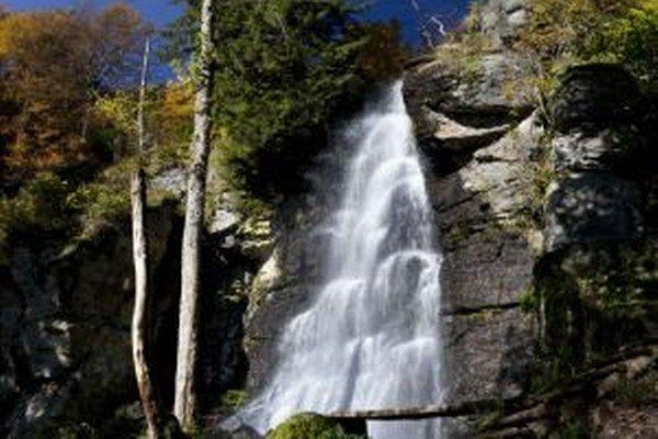 Vodopád Bystrého potoka získal najviac hlasov.