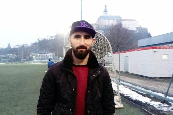 Vahagn Militosjan, nový útočník FC Nitra.