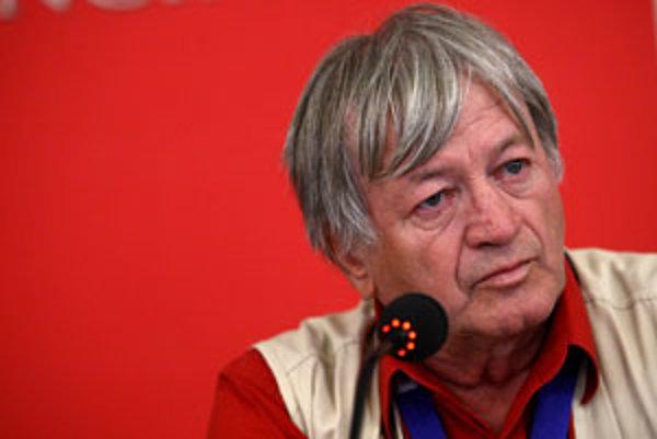 Po tridsiatich piatich rokoch dostal Ivan Palúch hlavnú rolu.
