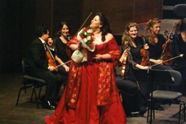 Najväčšou opernou hviezdou festivalu bude americká sopranistka Susan Neves.