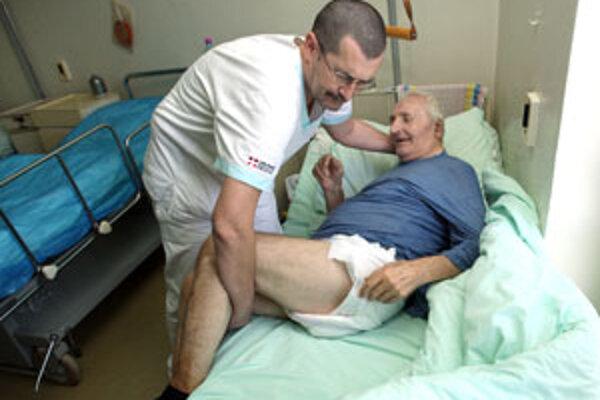 Vlani na geriatrii hospitalizovali takmer 1500 pacientov.