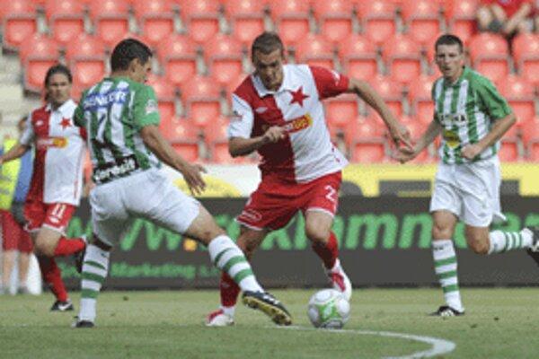 Peter Grajciar vymenil dres slávnej pražskej Slavie za tričko tureckého Konyasporu.