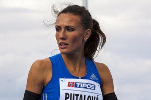 Iveta Putalová má solídnu formu.