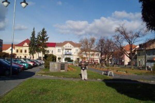 Krupinské námestie