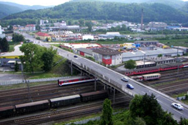 Na niekoľko dní most počas rekonštrukcie uzavrú pre oba jazdné pruhy.