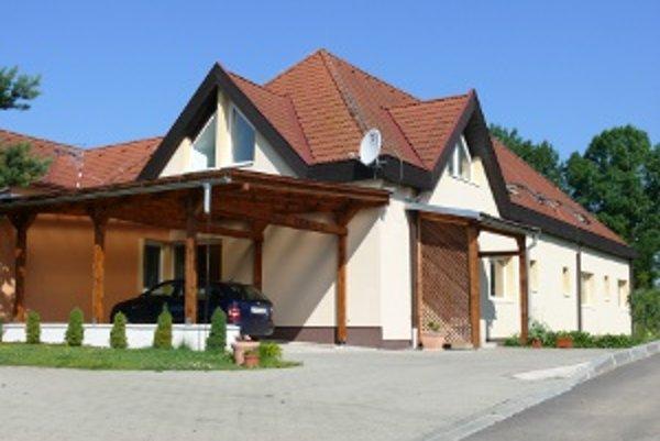 Očovský domov seniorov Dolinka.