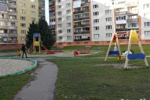 Na jar začne na sídlisku aj renovácia detských ihrísk.