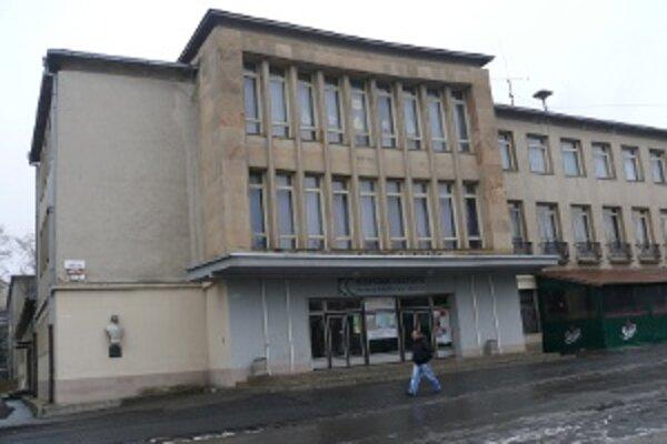 Detvianske kultúrne centrum.