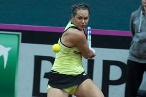 Zvýchodniarok je najvyššie. Vrebríčku WTA patrí Jane Čepelovej 114. miesto.
