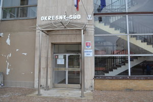Okresný súd v Humennom.