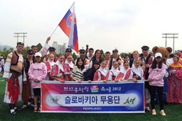 Podpoľanec si nesie svoj názov v kórejčine.