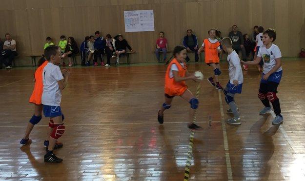Momentka z turnaja v Cíferi.