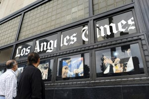 Los Angeles Times.