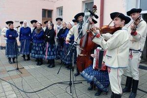 O program sa postarala Lubená z Poluvsia.